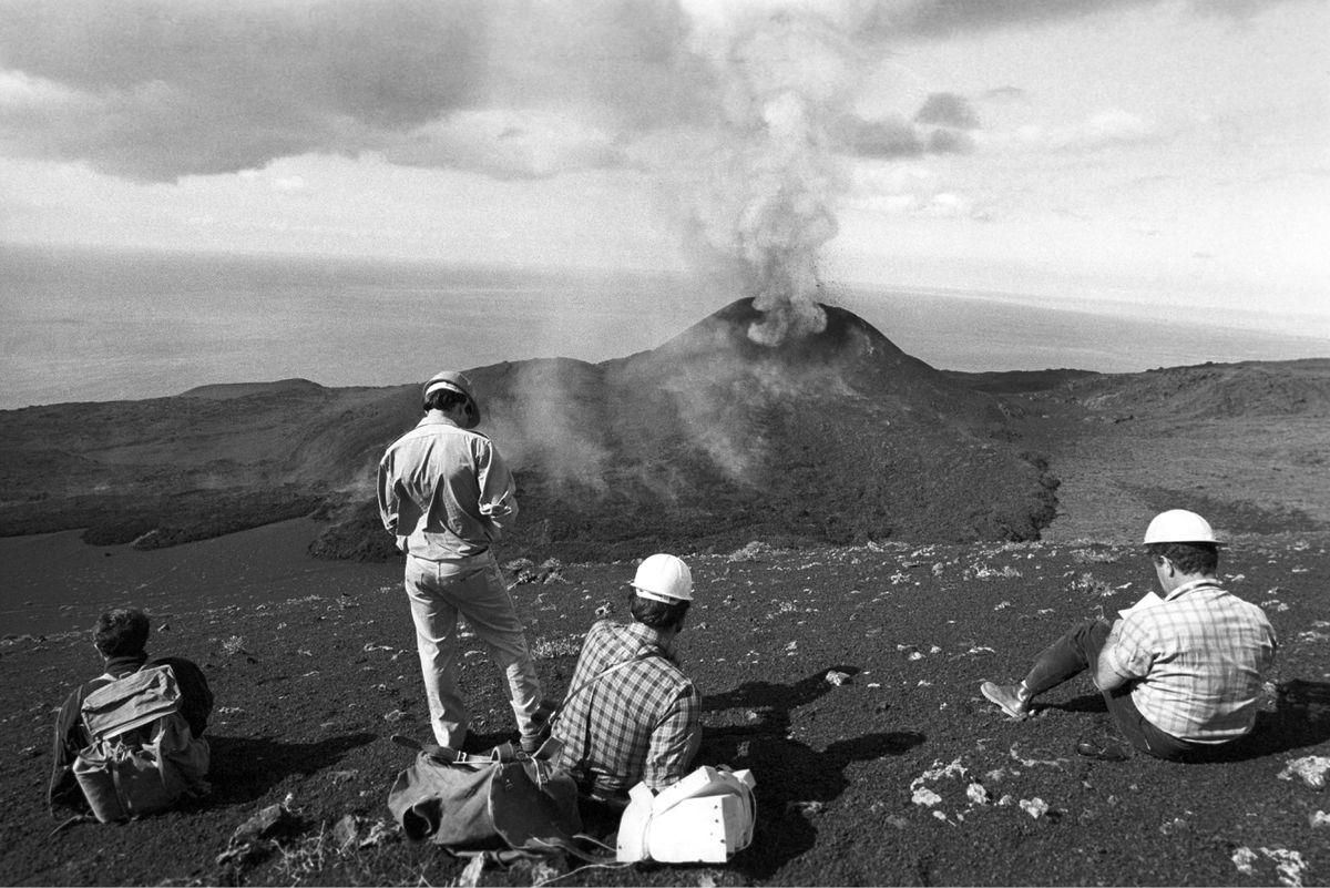 La Palma: Tennessee, 1971: esta fue la última erupción de tierra en la Tierra en España |  Ciencias