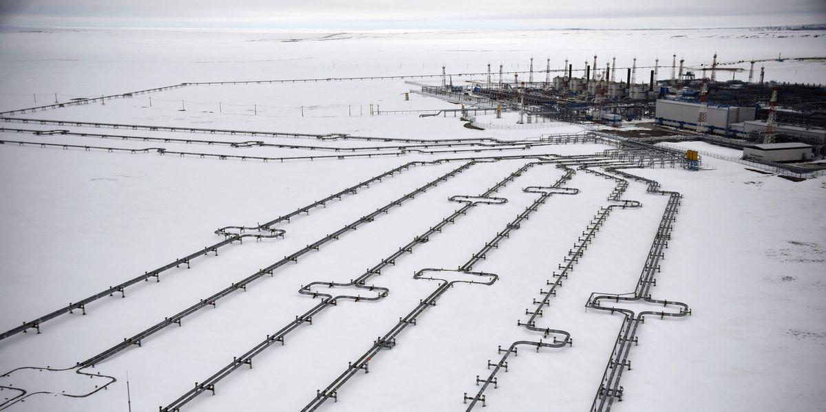 La creciente espiral de gas amenaza con mantener cara la electricidad  Ciencias económicas