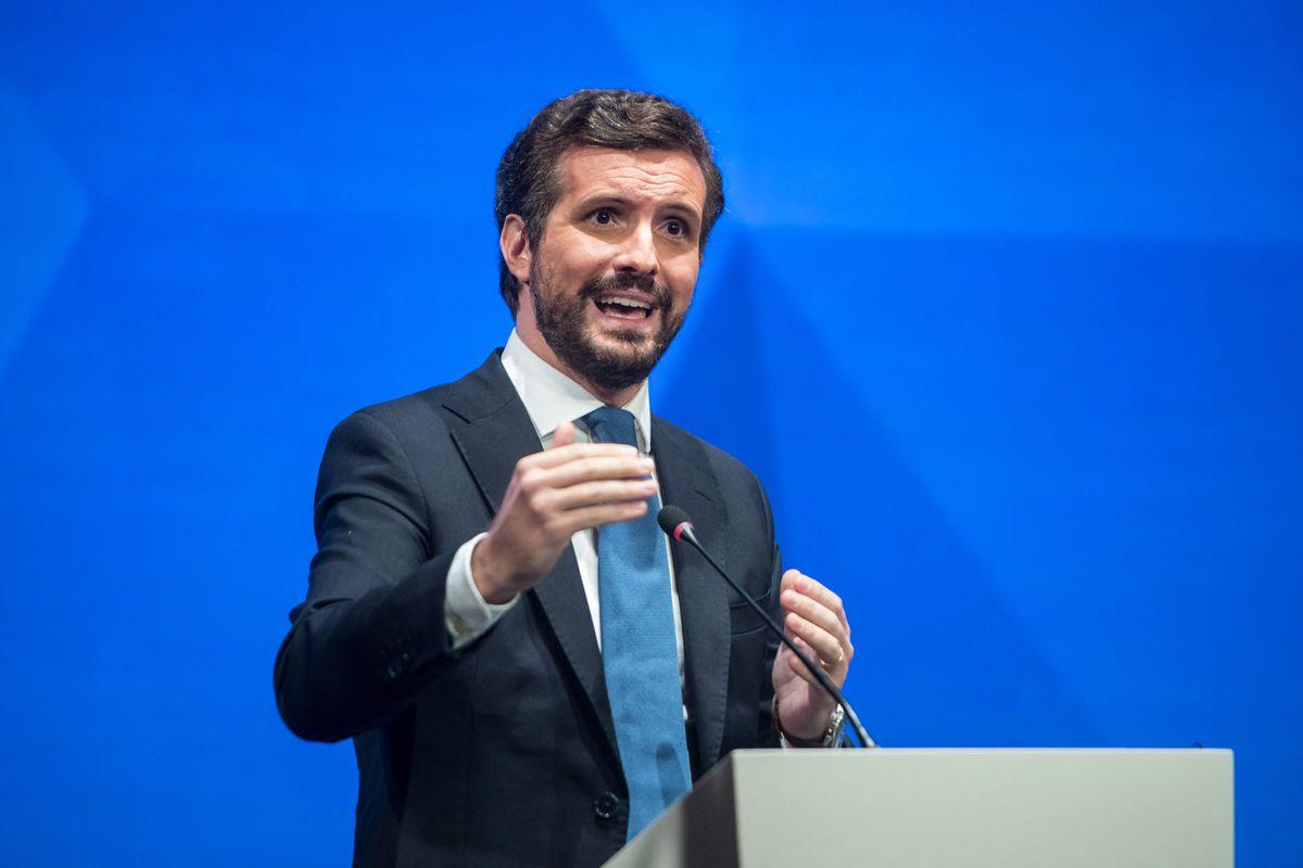 La crisis del PP en Madrid ensombrece la convención para la reanudación del proyecto Casado  España