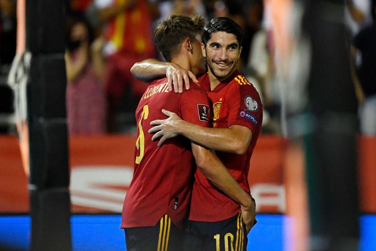 La impresionante llegada de Carlos Soler  deporte