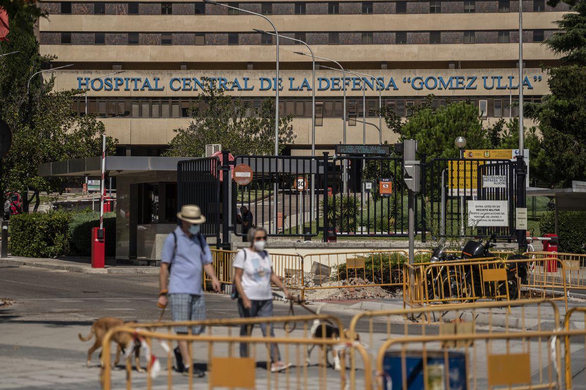 La mujer que pidió ser sacrificada se suicidó en un hotel de Madrid  Comunidad