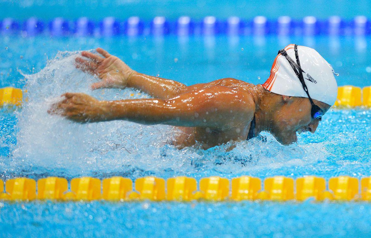 La nadadora Teresa Perales confesó tras sufrir un cuadro de estrés y ansiedad en la Villa Olímpica    deporte