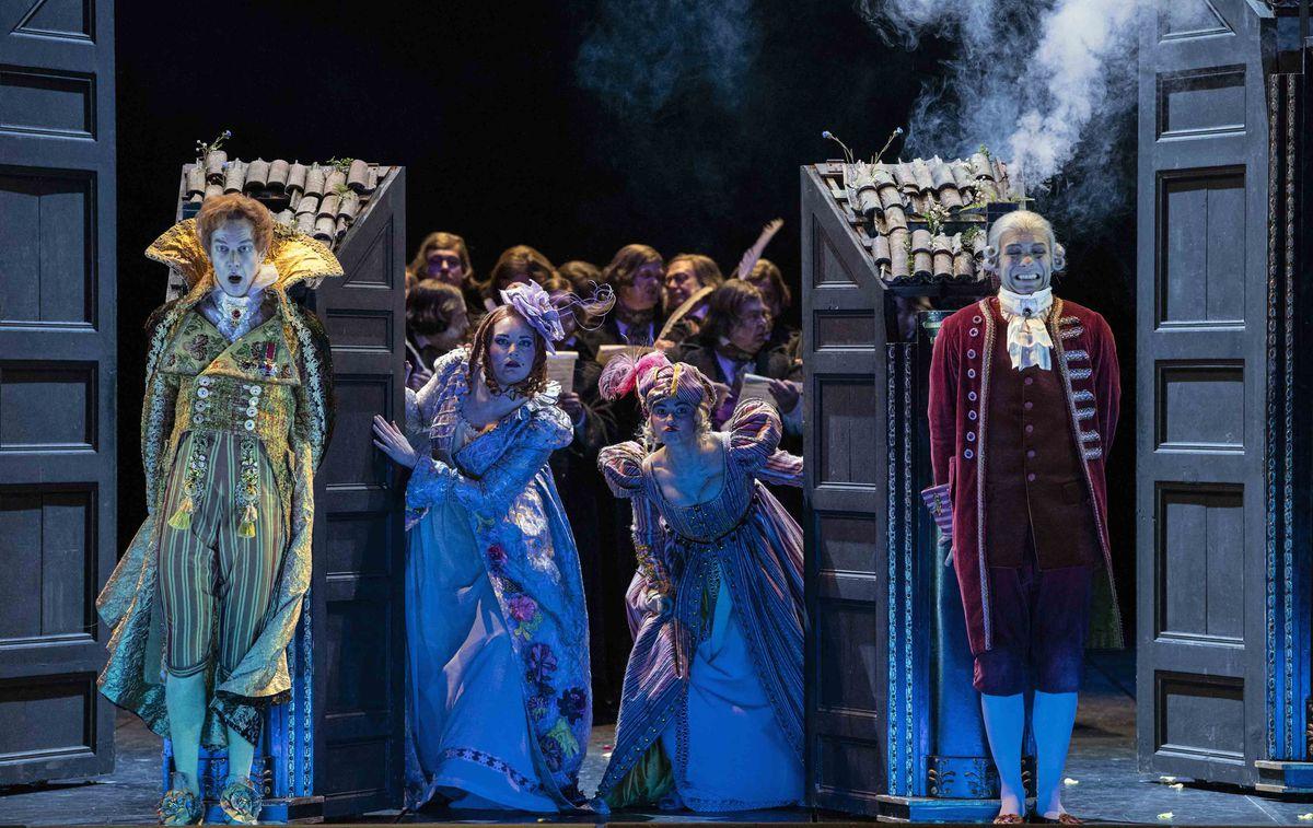 La ópera vuelve a sonar en el mundo  Cultura