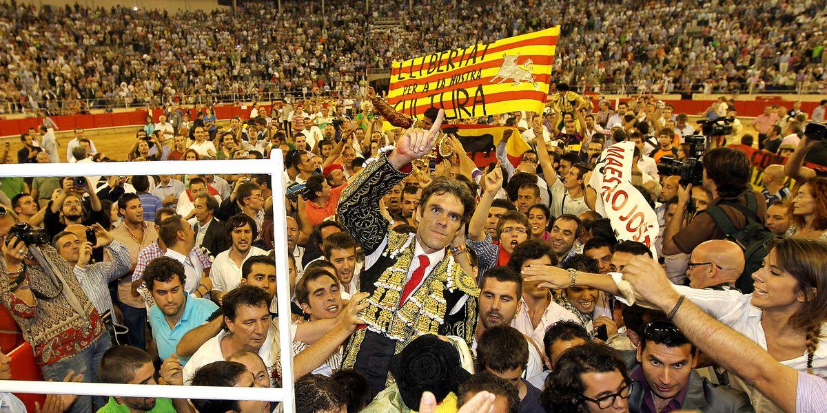 La prohibición de las corridas de toros no mata a las corridas de toros en Cataluña  Cataluña
