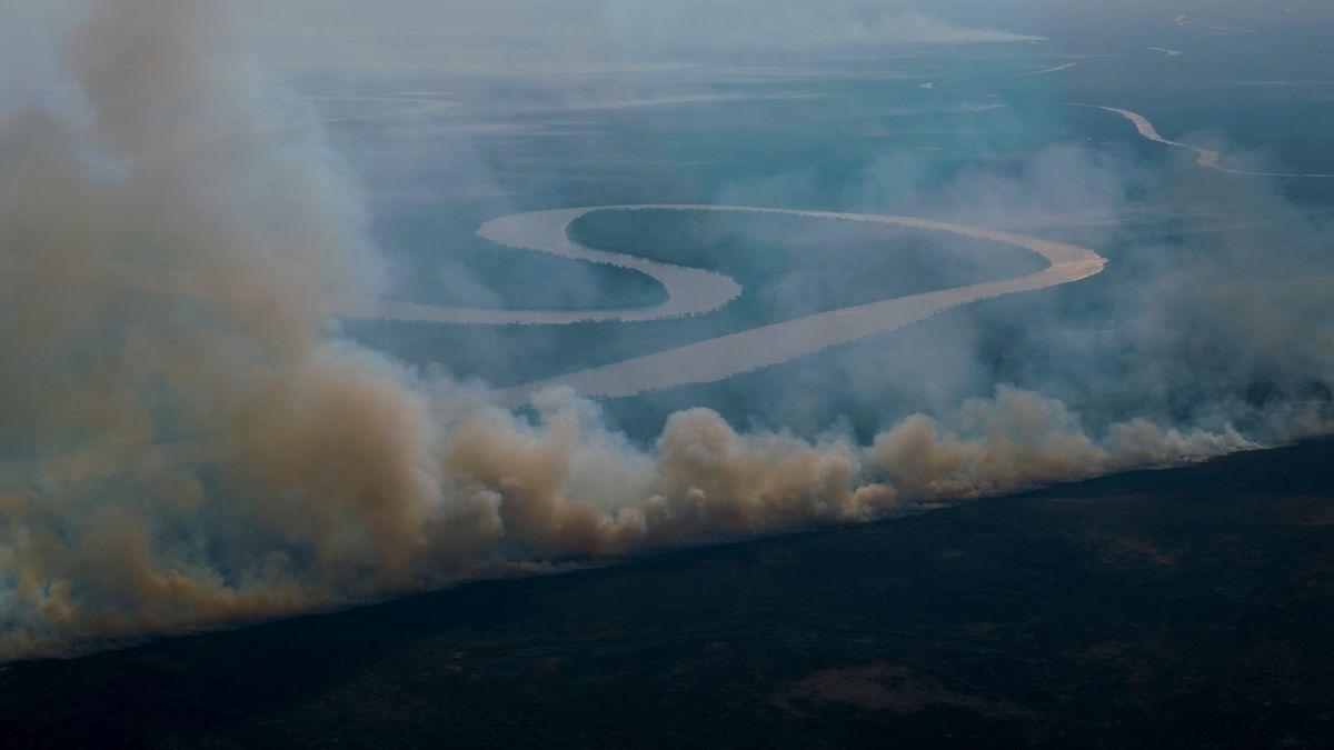 La sequía lleva al gobierno brasileño a recomendar reducir el aire acondicionado y las duchas de agua caliente  Clima y medio ambiente