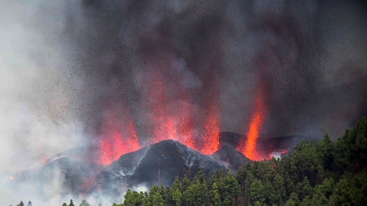 Las claves del volcán Cumbre Vieja: ¿Por qué ocurrió esta erupción de La Palma?  ¿Cuánto tiempo puede durar?  |  Ciencias