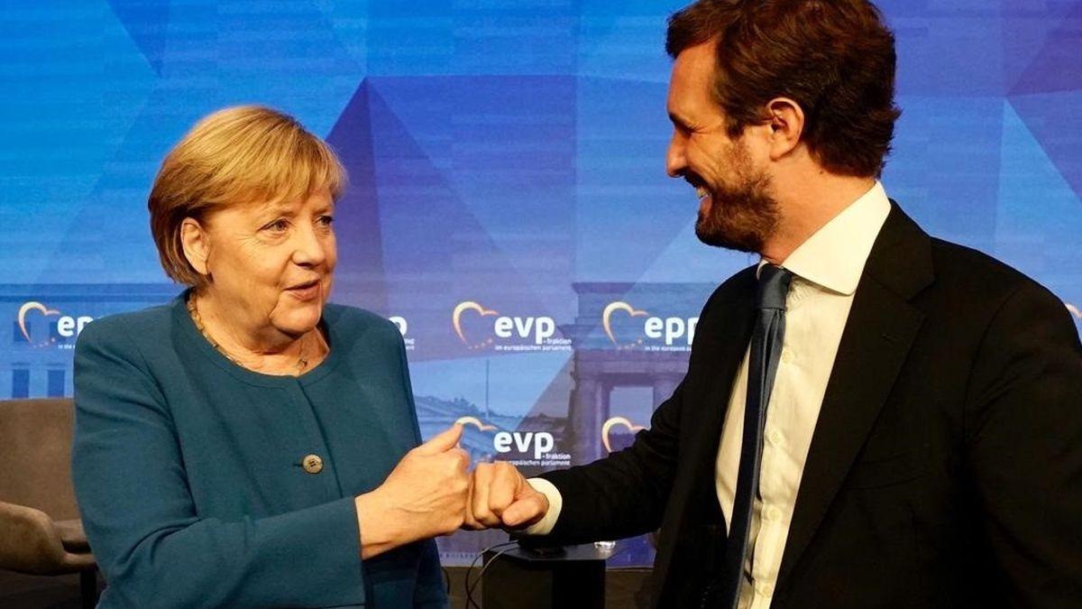 Las críticas de Cassado a la UE preocupan al gobierno y a los líderes del PP  España