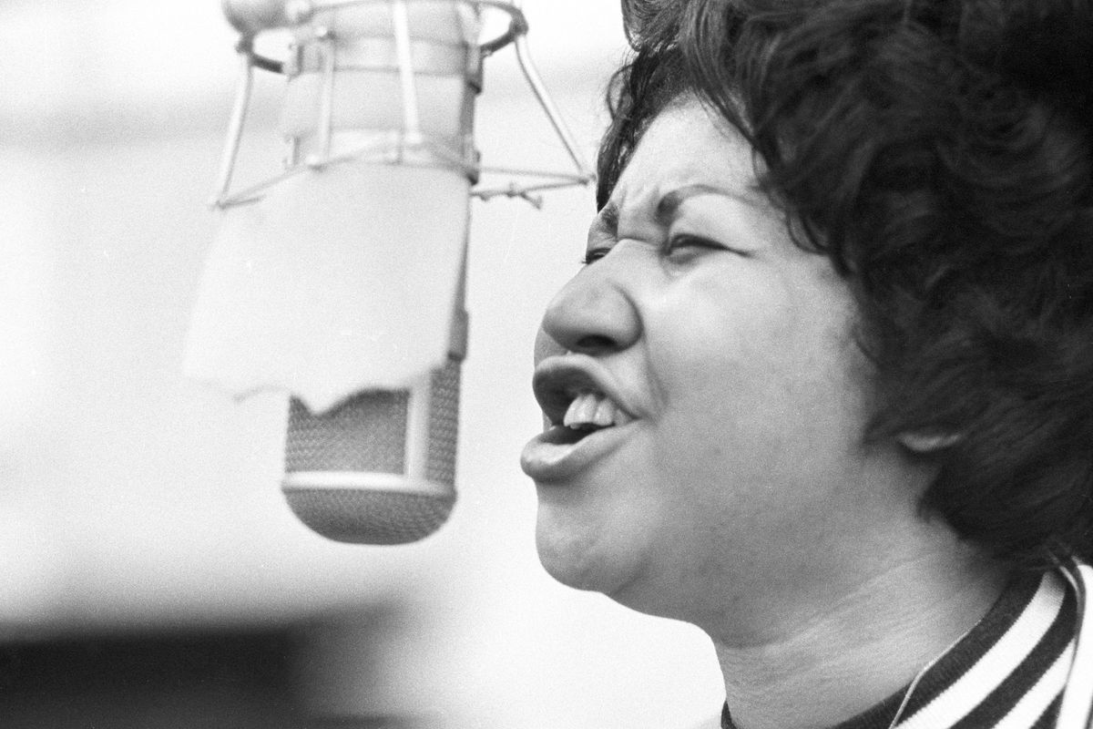Lista de las mejores canciones de Rolling Stone: Aretha Franklin derriba a Bob Dylan |  Cultura