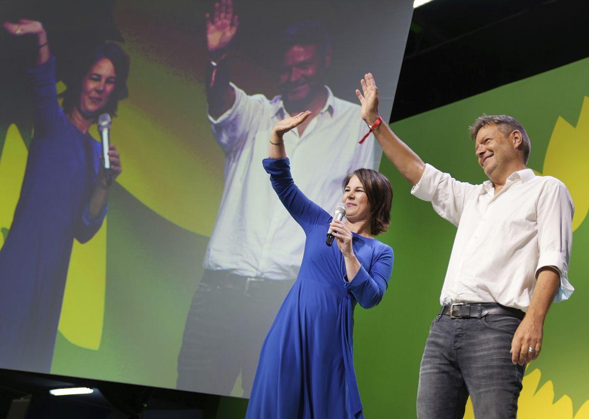 Los Verdes y los Liberales tendrán la clave para formar el próximo gobierno en Alemania  Internacional