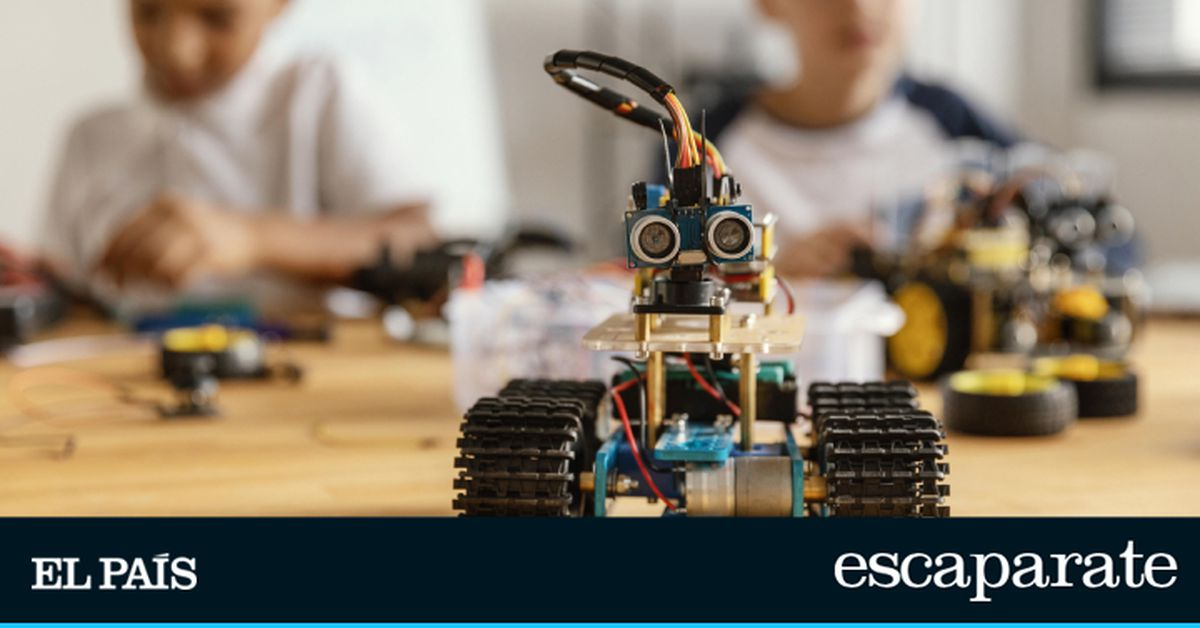 Los mejores kits de robótica para que los niños programen mientras se divierten  Escaparate