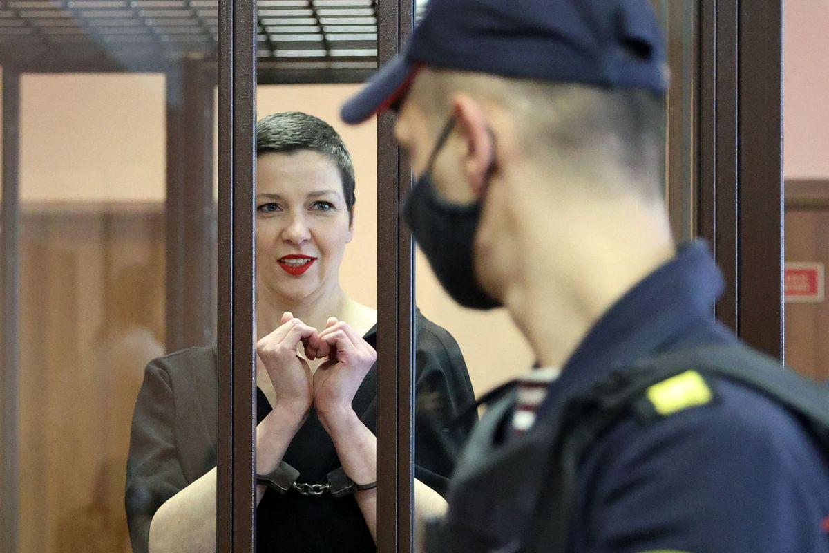 Maria Kolesnikova, una de las mujeres que desafió a Lukashenko, condenada a 11 años de prisión  Internacional