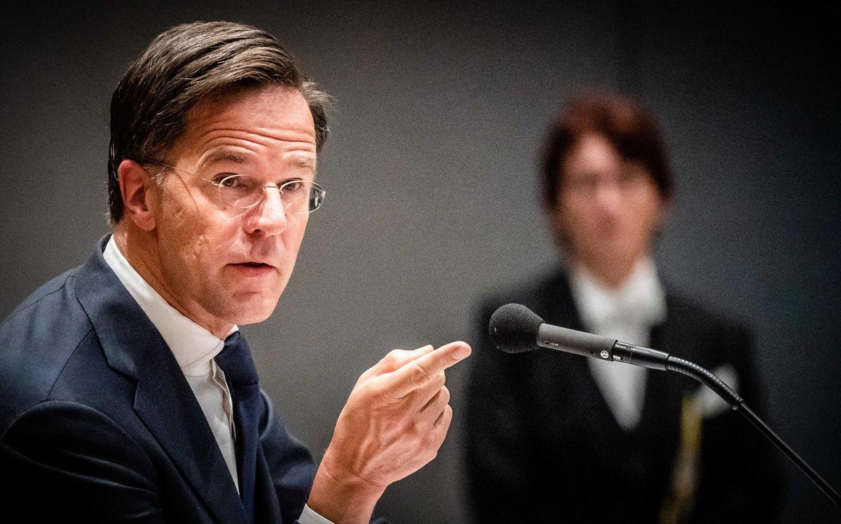 Mark Rutte: Holanda refuerza la seguridad de su primer ministro ante la amenaza de un ataque del crimen organizado |  Internacional