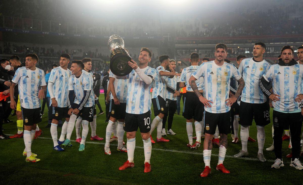 "Messi derrotó a ""O Ray"" Pelé  deporte"