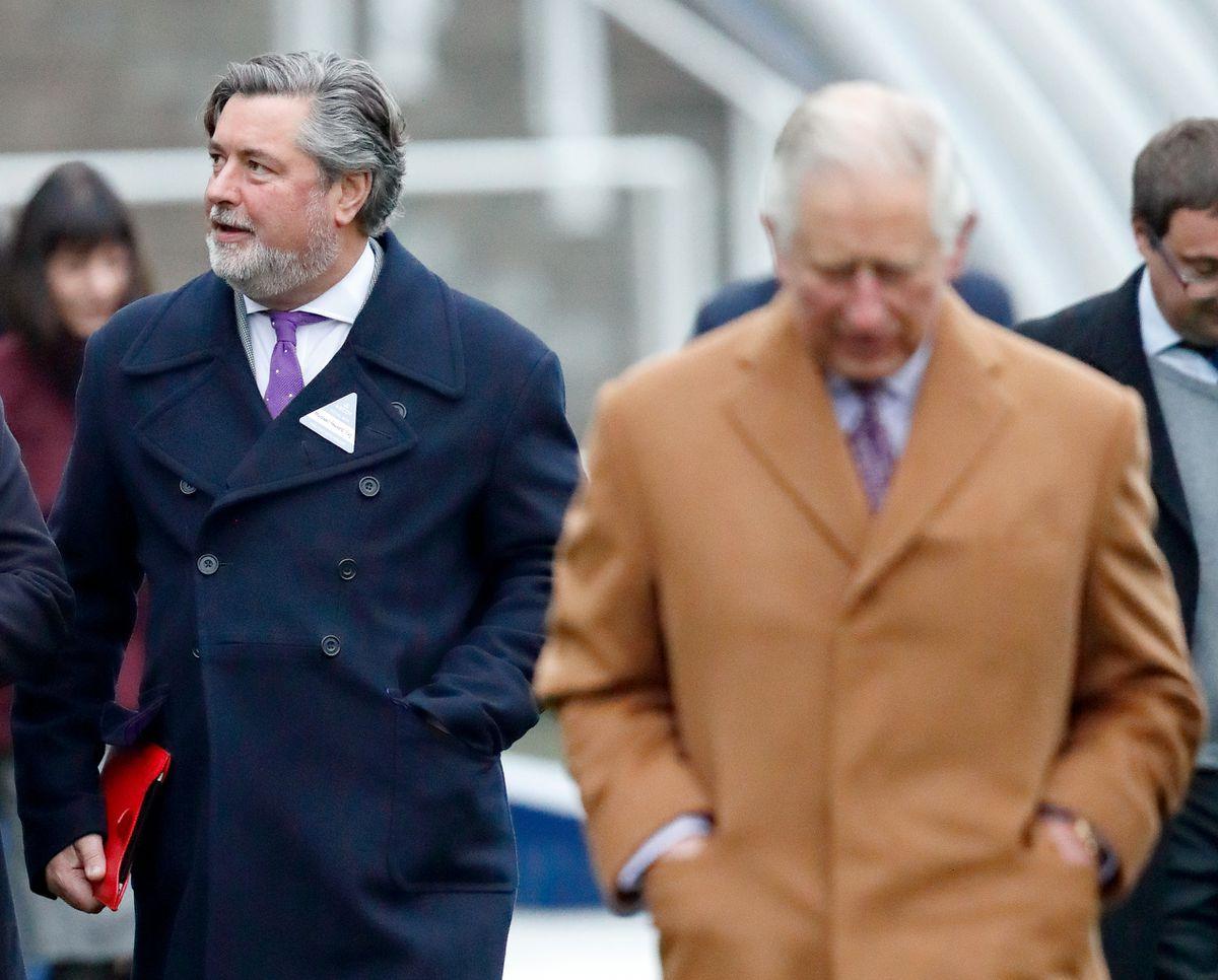 Michael Fawcett: El ex partidario inglés Charles dimite mientras se investigan sus servicios al millonario saudí |  Gente