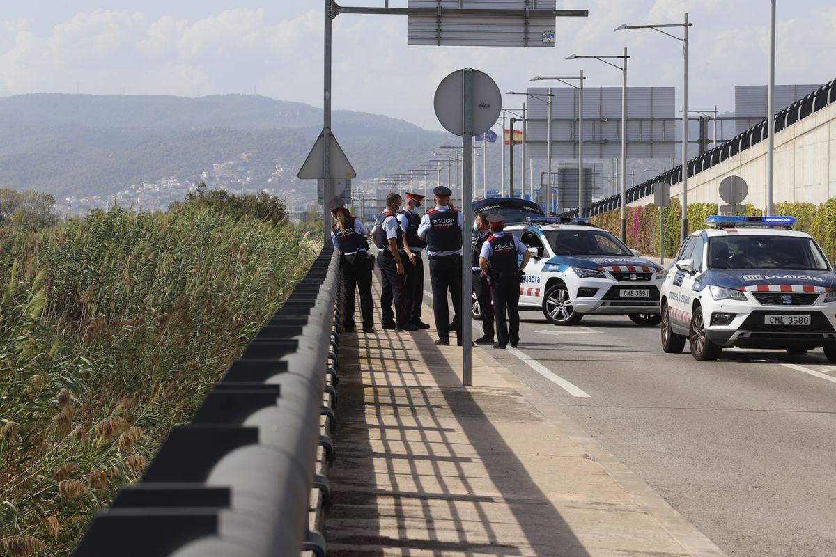 Mossos encuentra en el Pratt el cuerpo del padre que mató a su hijo en un hotel de Barcelona  Cataluña