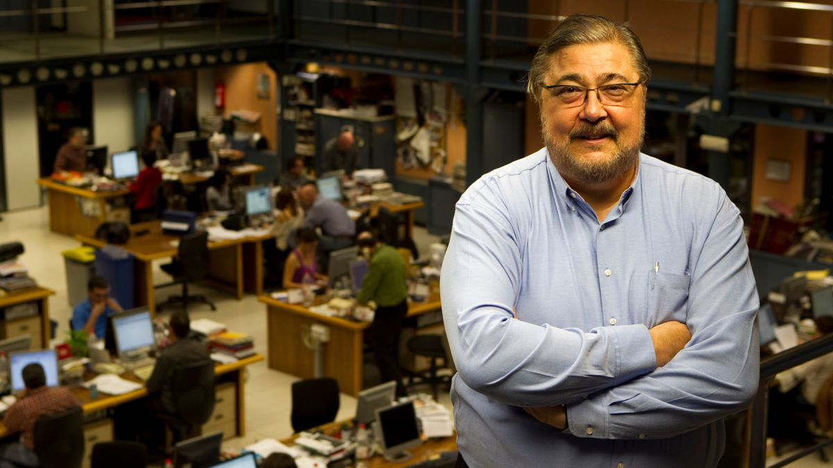 Muere Antonio Franco, un constructor de periódicos  Comunidad