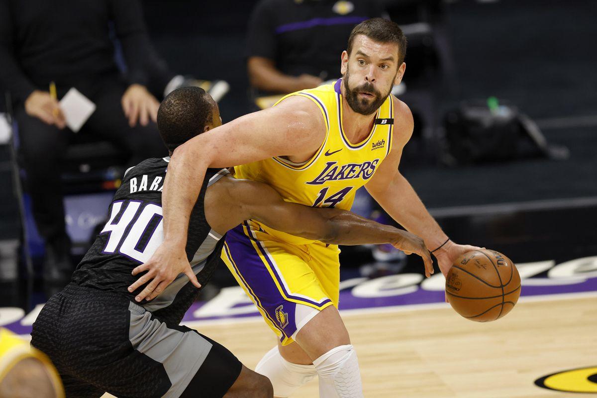 NBA: Los Lakers cambian a Mark Gasol    deporte