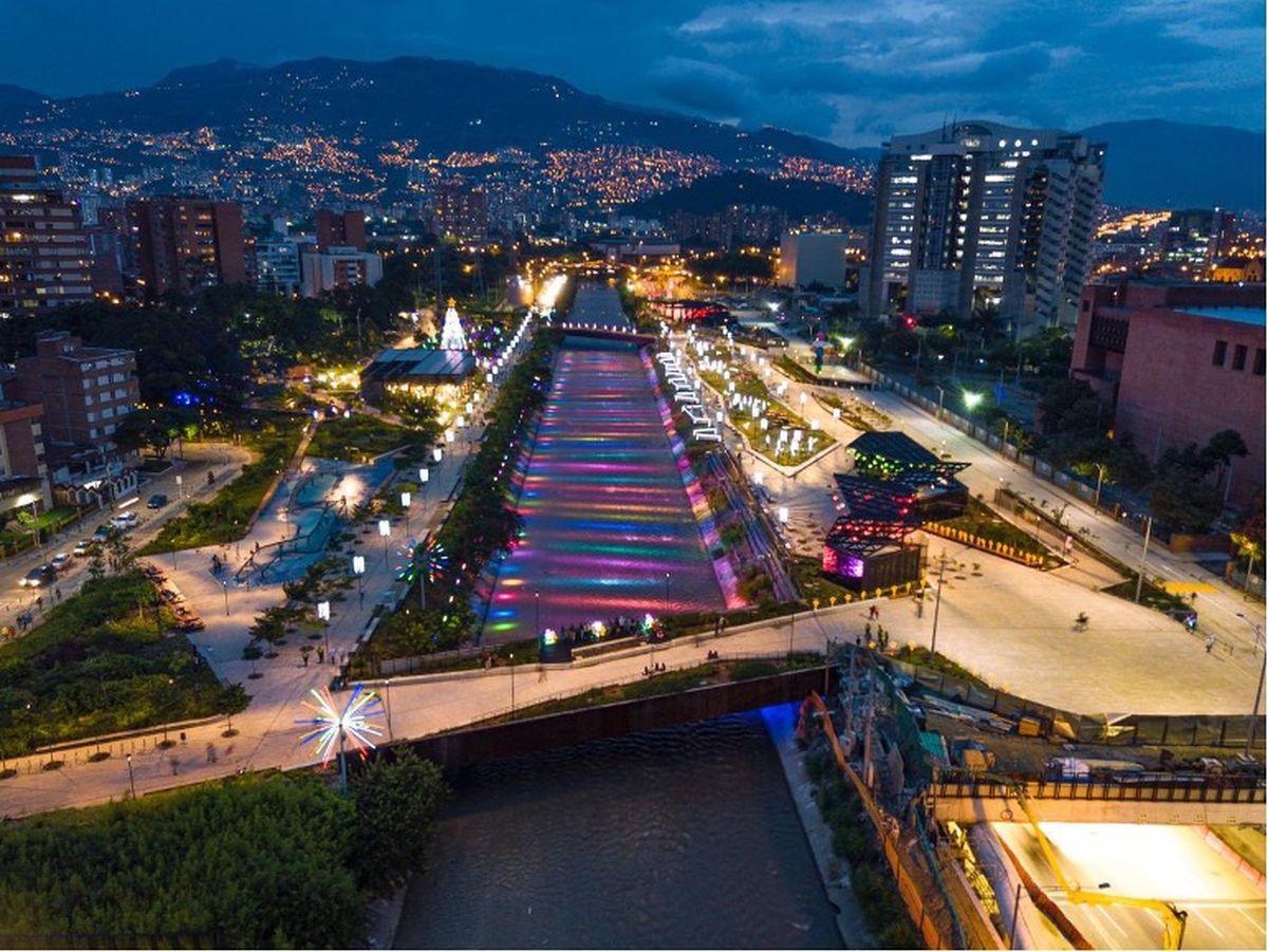 Necesitamos ríos de la ciudad  Criaturas urbanas  Planeta del futuro