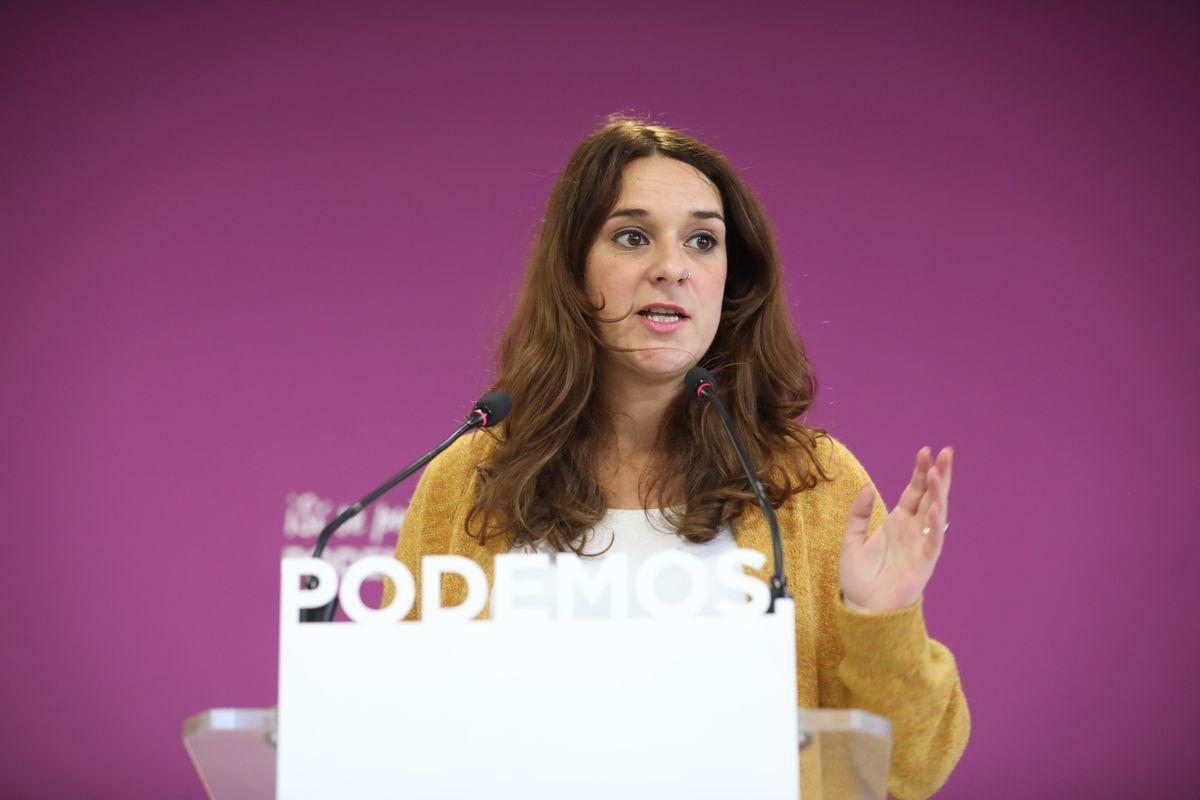 """Noellia Vera, secretaria de Estado de Igualdad, abandona la política: """"Cuando el organismo advierte que hay que saber parar""""    Comunidad"""