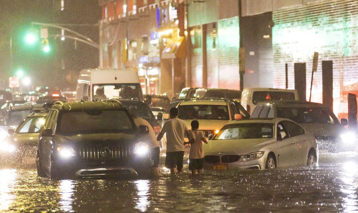 Nueva York y Nueva Jersey declaran estado de emergencia debido a la tormenta de Ida  Internacional