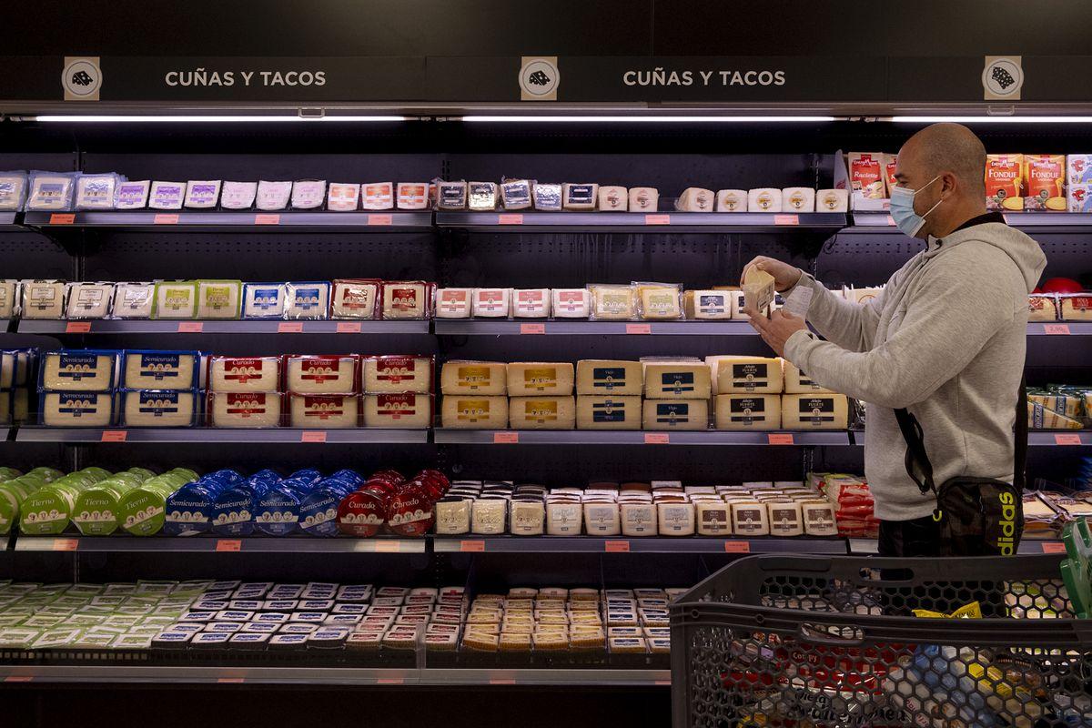 OCU: Mercadona y Sánchez Romero: dos caras de la cesta de la compra española    Ciencias económicas