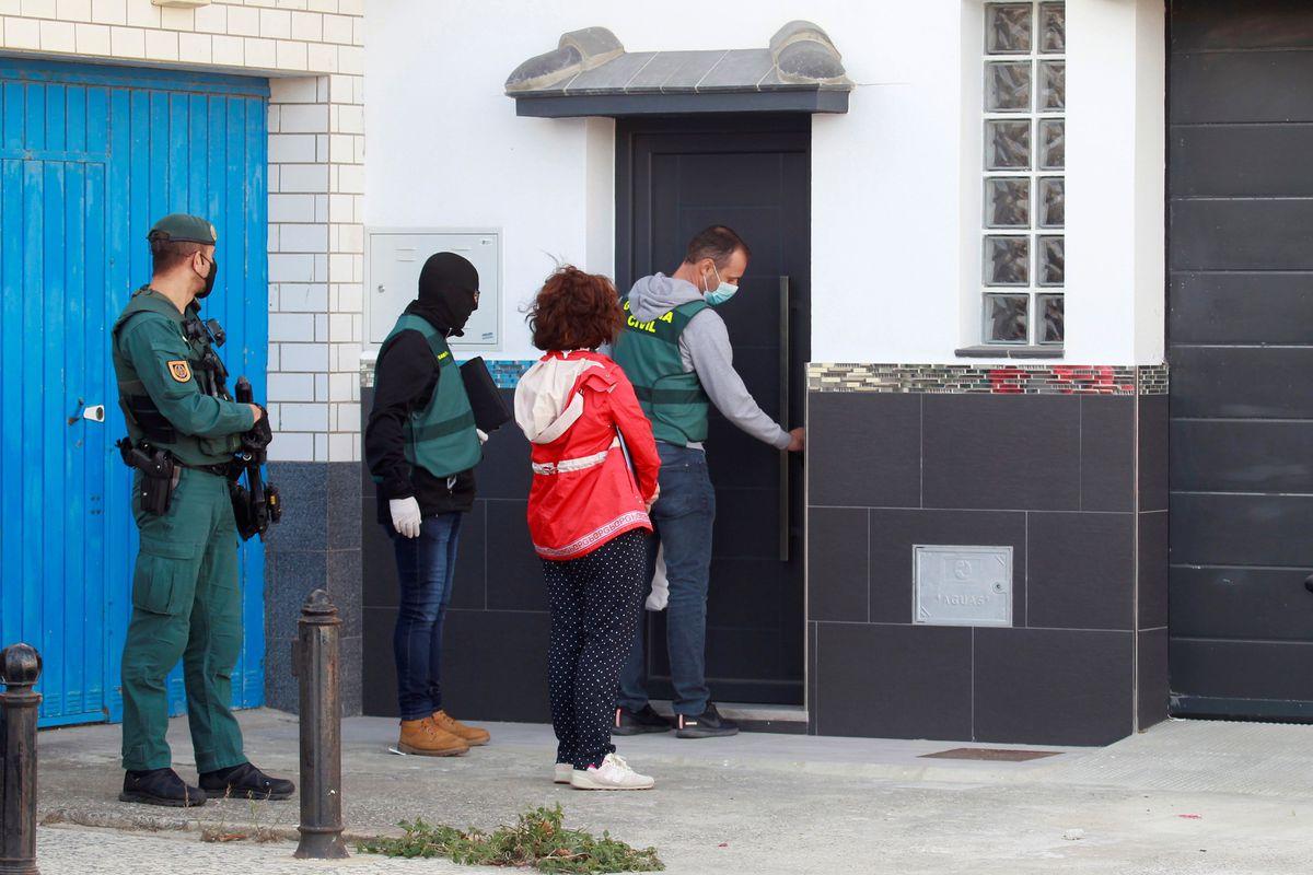Ocho loterías y la muerte de un abuelo por blanqueo de capitales de drogas  España