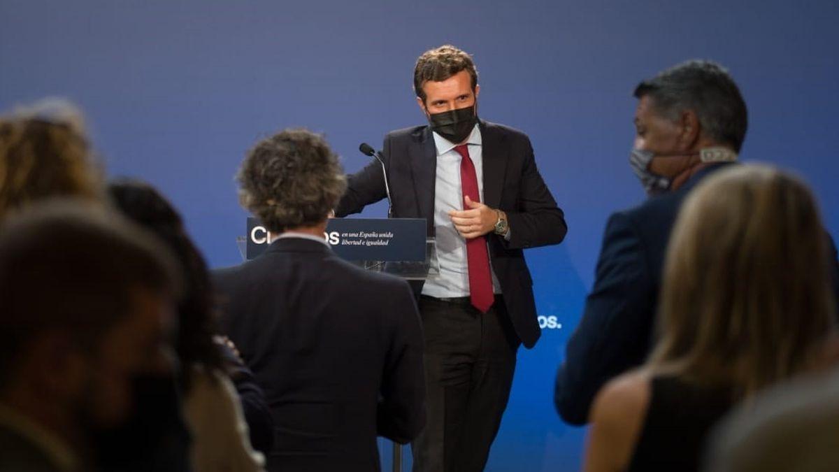 PP vuela puentes para restaurar el poder judicial  España