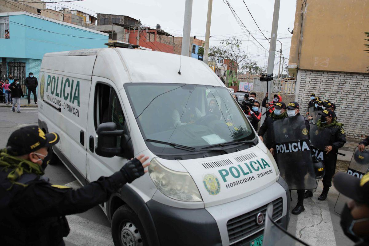 Perú incinera los restos del terrorista Abimael Guzmán por orden de la Fiscalía  Internacional