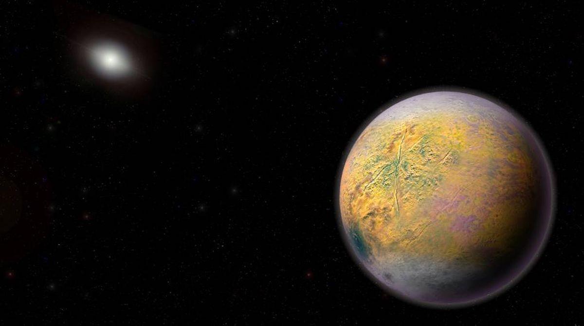 Planet 9 o Planet X: ¿Un nuevo miembro del Solar System Club?     Vacío cósmico