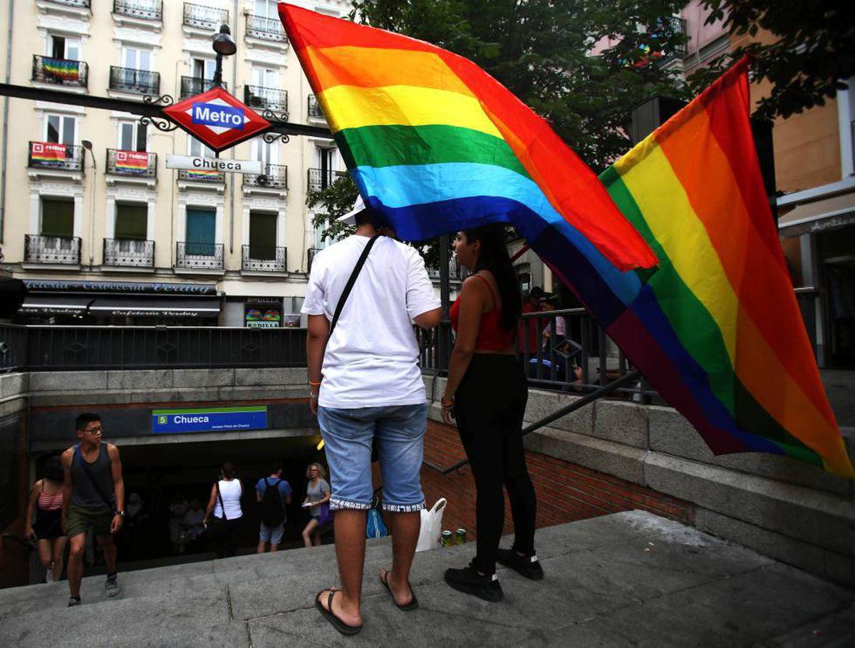 Policía cree que hombres encapuchados por agresión homofóbica en Madrid no forman pandilla organizada |  Comunidad