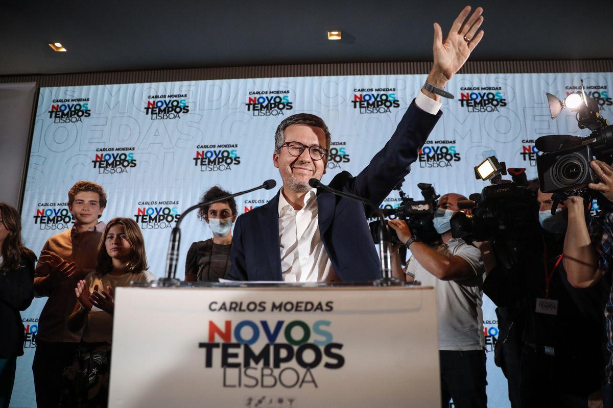 Portugal: los socialistas pierden Lisboa y Coimbra, a pesar de ganar las elecciones municipales portuguesas    Internacional