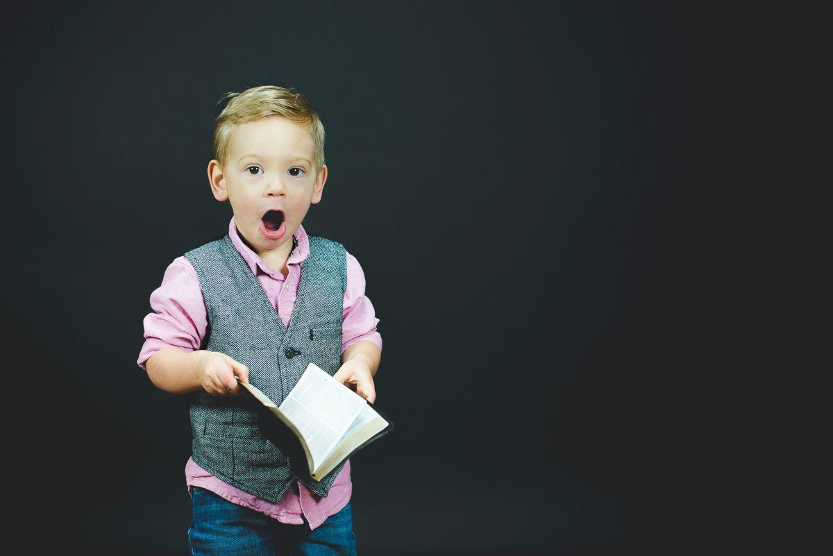 Pudrición infantil: niños que tienen dificultades o no saben decir algo incorrecto  Expertos  Mamás y papás