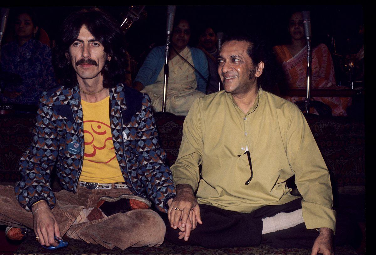 Ravi Shankar, el músico que solo tuvo éxito con la afinación  Cultura