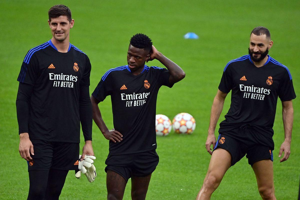 """Real Madrid: Benzema: creo en Vinicius, es """"top""""  deporte"""