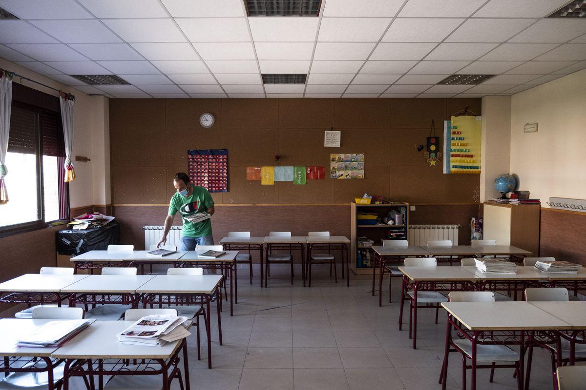Regreso a clases: la escuela busca recuperar el tiempo perdido a pesar de la inseguridad sanitaria y el despido de profesores    Educación
