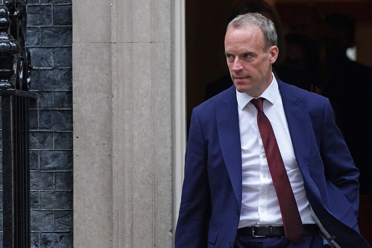 Reino Unido: Johnson expulsa a Dominic Raab del Ministerio de Relaciones Exteriores en un importante cambio de gobierno |  Internacional