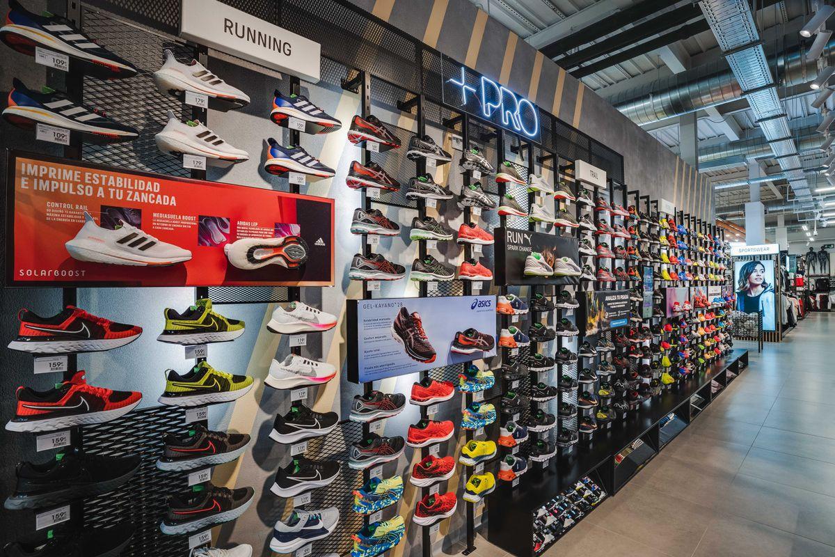 Ropa deportiva: Sprinter logra crecimiento  Negocio