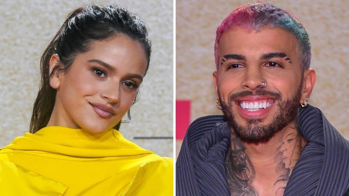 """Rosalía, """"bendecida"""", celebra su cumpleaños con Rauv Alejandro  Gente"""