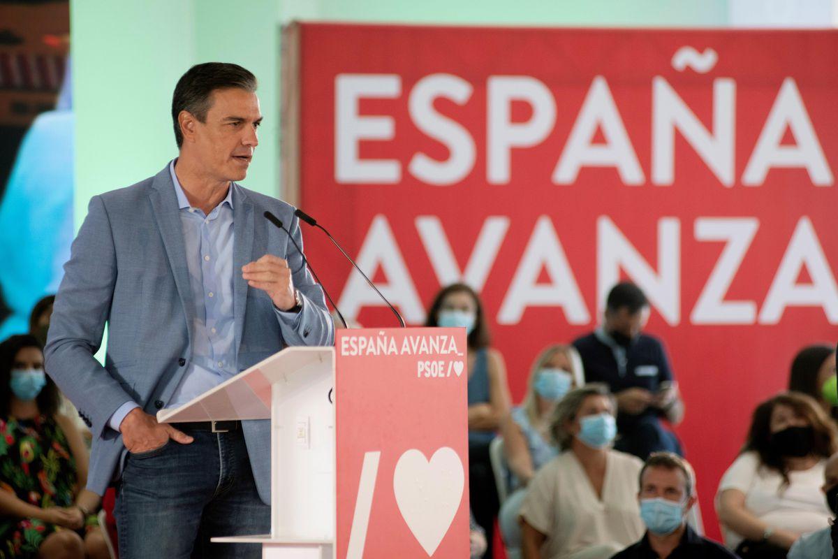 """Sánchez muestra su gobierno y muestra """"orgullo por el país""""  España"""