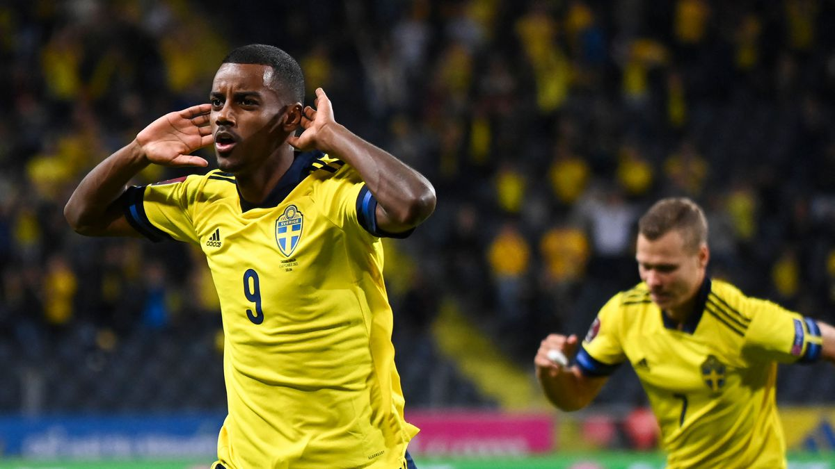 Suecia - España en vivo, clasificatorio para la Copa del Mundo 2022 en vivo  deporte