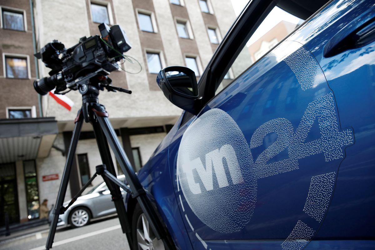"""TVN24: Polonia renueva la licencia del principal canal privado de noticias """"in extremis""""  Internacional"""