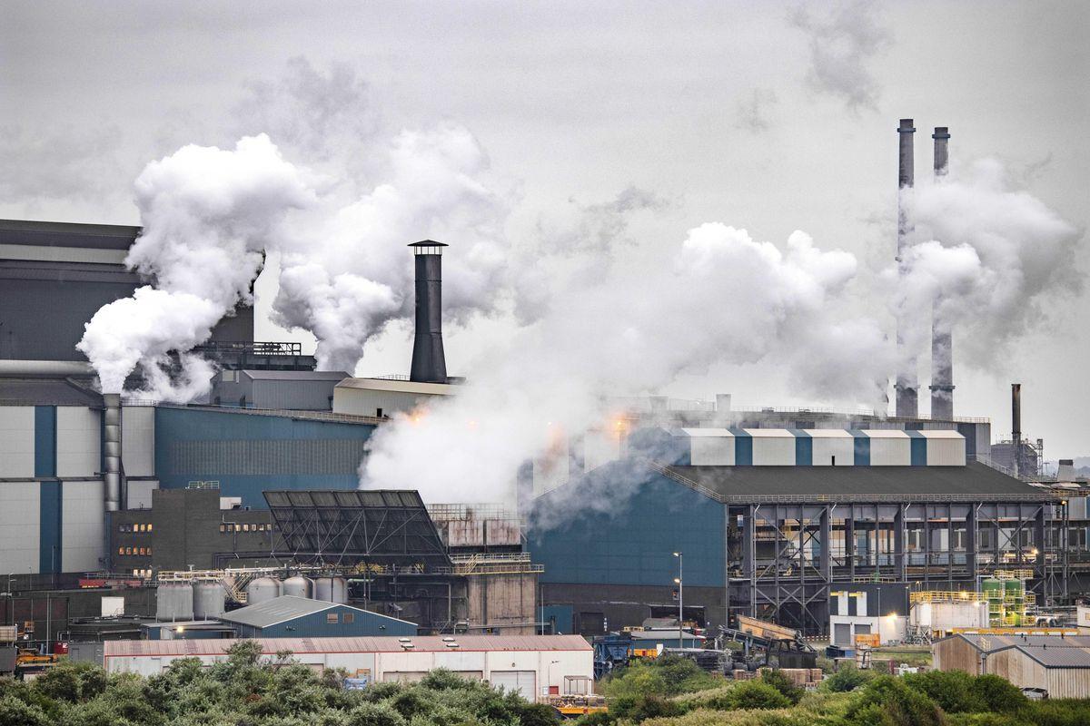 Tata Steel: El gigante siderúrgico que rueda en Holanda por su mal humo  Ciencias económicas