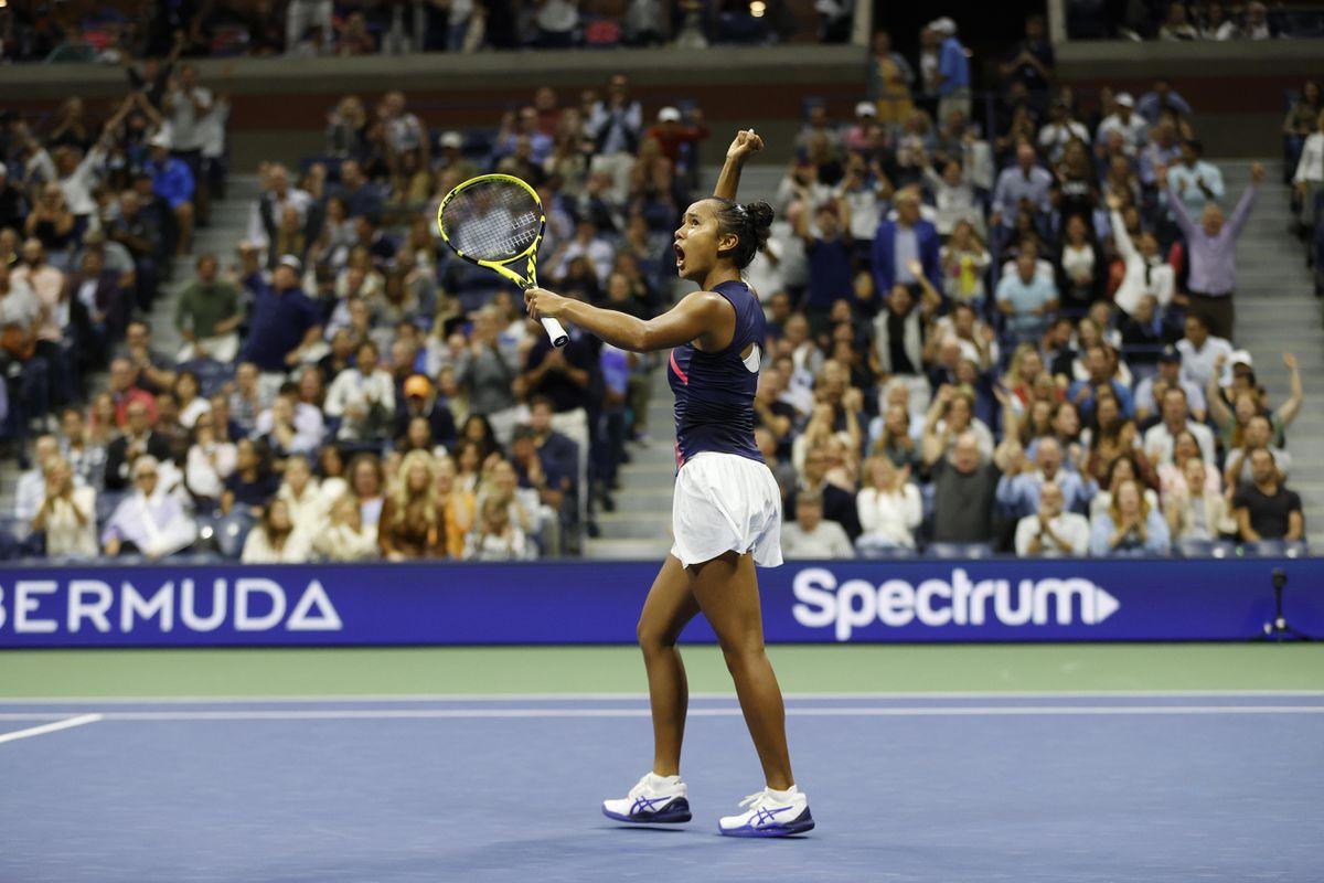 """US Open 2021: De Raducanu a Leila, las """"chicas"""" en el poder  deporte"""