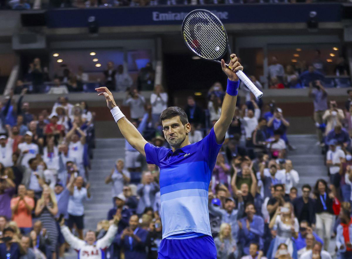 US Open 2021: Djokovic marca un recital  deporte