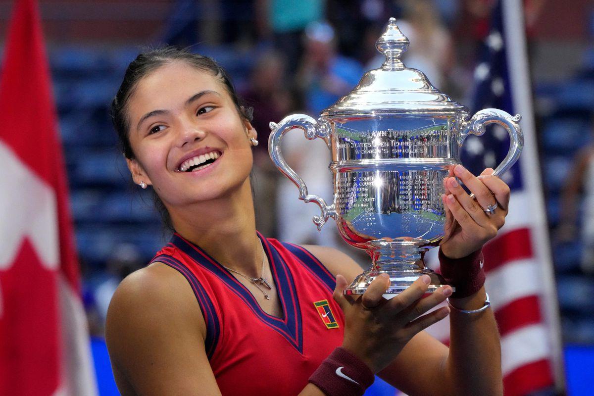 US Open 2021: La conquista perfecta de Raducanu  deporte