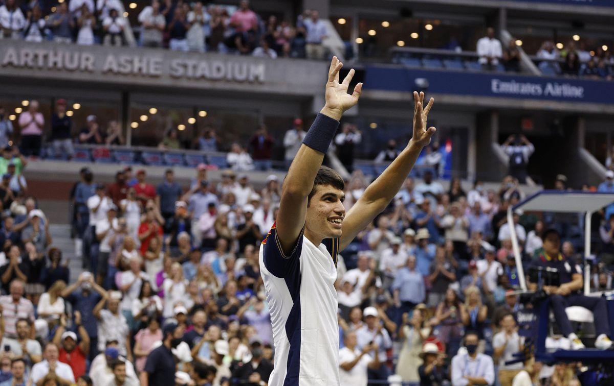 US Open 2021: Se llama Alcaraz, Carlos Alcaraz    deporte