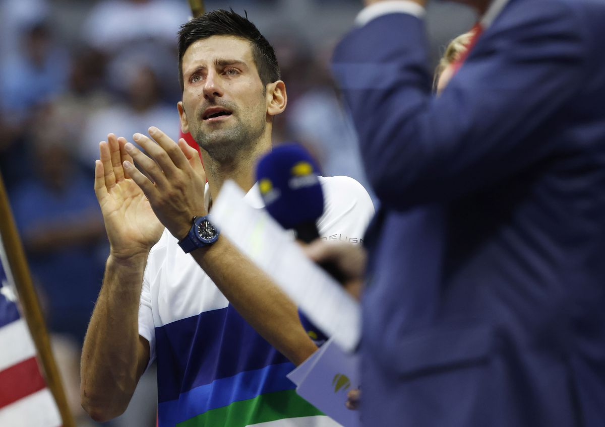 US Open 2021: el Anticlimax de Djokovic  deporte