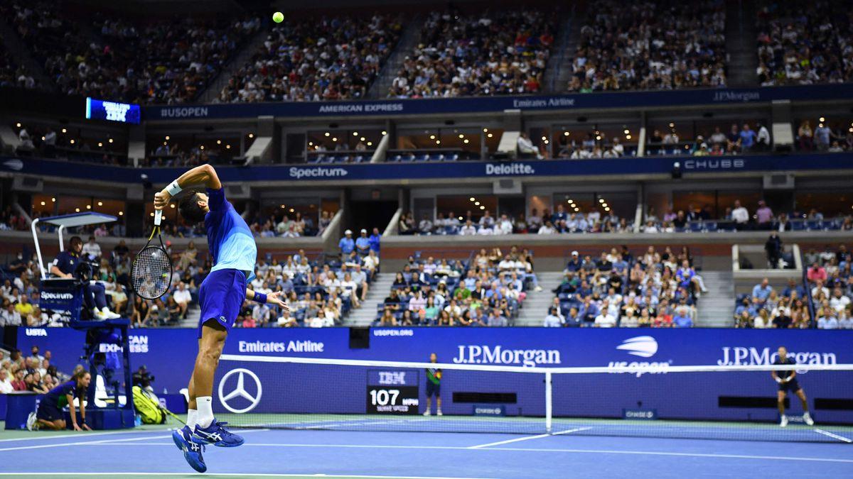 US Open 2021: el tenis está medio vacunado  deporte