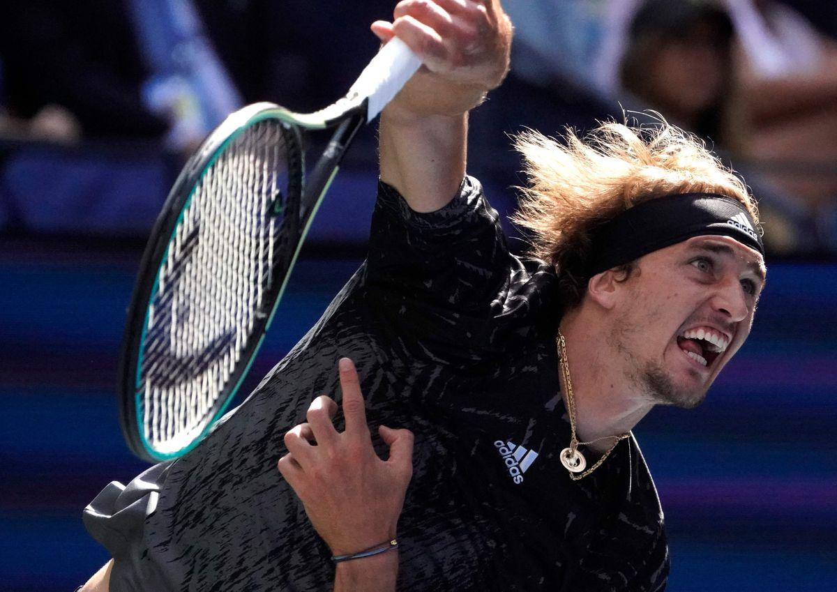 US Open 2021: este Zverev da miedo  deporte