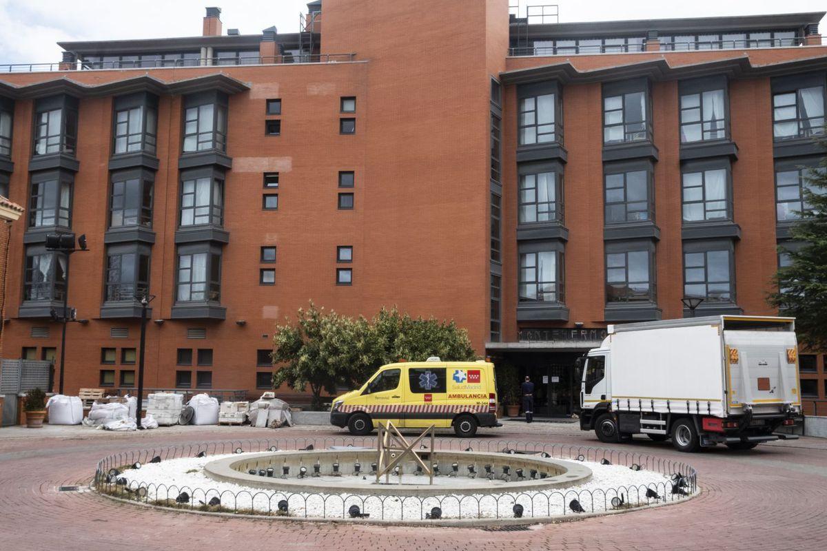 Un hogar de ancianos sufre un incendio y lo esconde de las familias  Madrid
